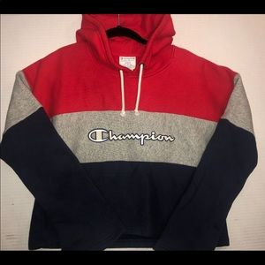 """Champion Tops - """"Back to School"""" Special 🍁Champion Crop Hoodie"""
